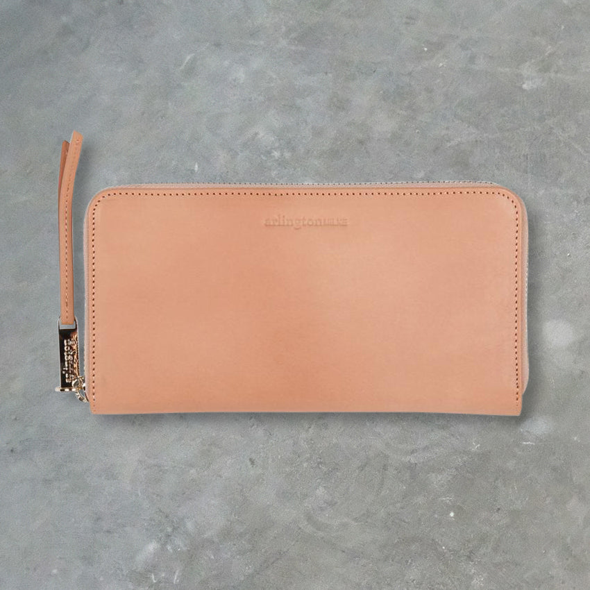 Arlington Milne Grace Wallet, Tan