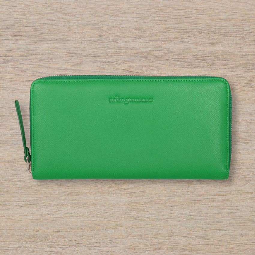 Arlington Milne Large Wallet, Green