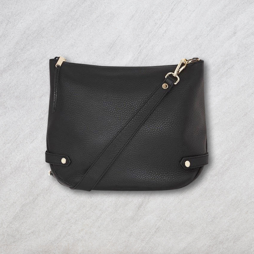 Arlington Milne Olivia Shoulder Bag, Black