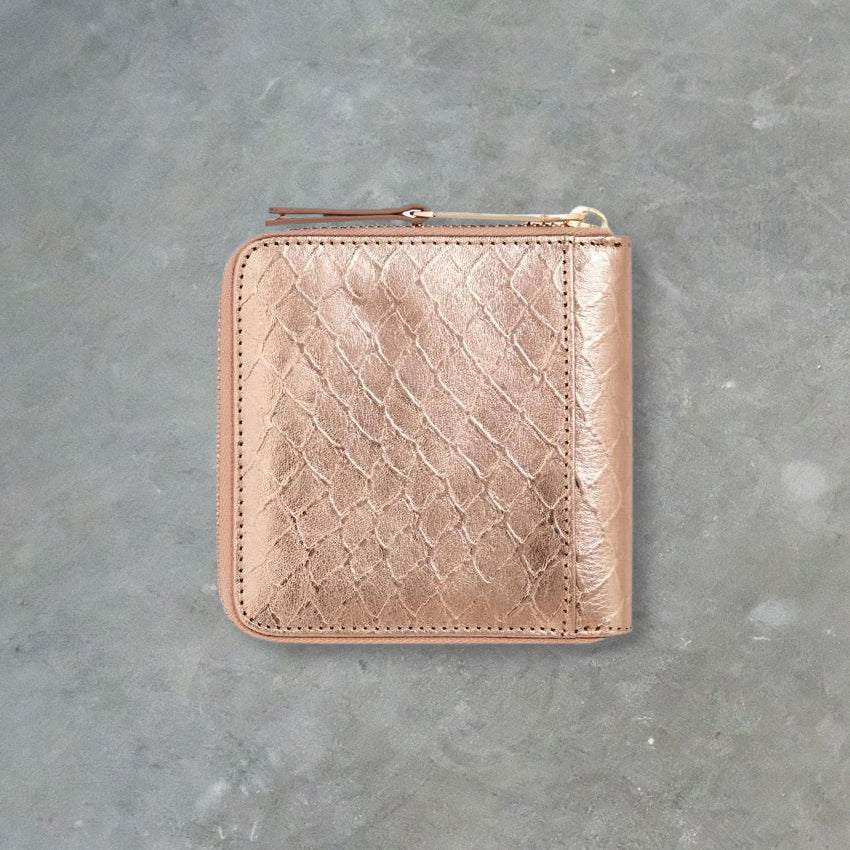 Arlington Milne Zoe Wallet, Rose Gold