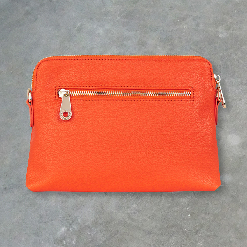 Elms + King Bowery Wallet, Orange 18