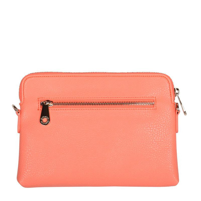 Elms + King Bowery Wallet, Peach Pop