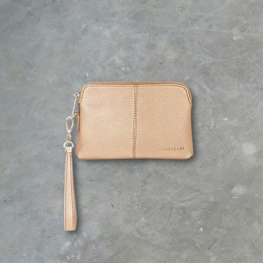 Elms + King Bowery Coin Purse, Copper