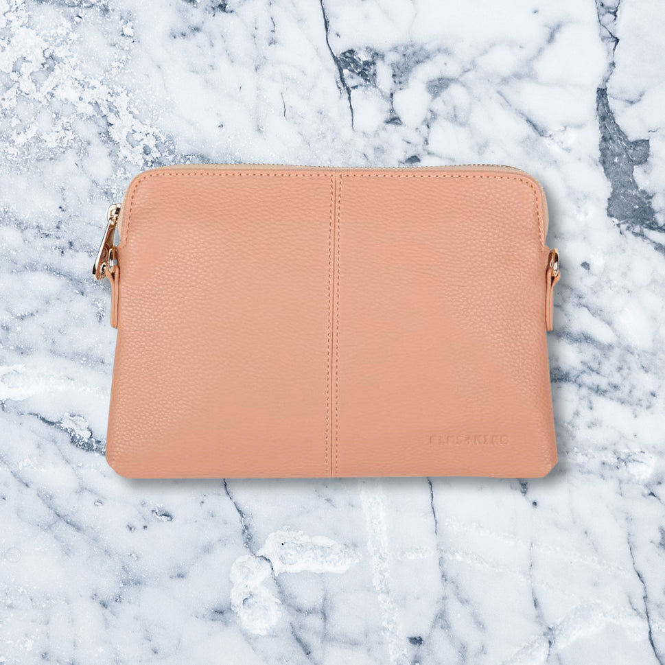 Elms + King Bowery Wallet, Bisque