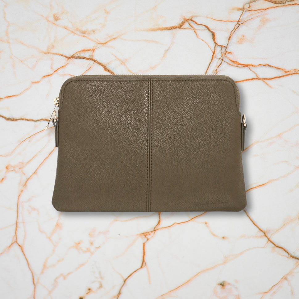 Elms + King Bowery Wallet, Juniper