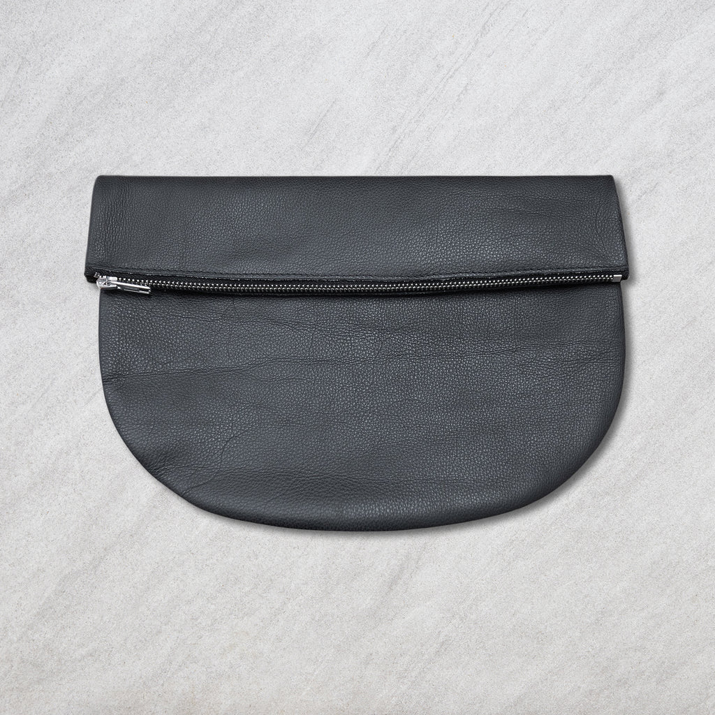 Graine Rags To Richmond Clutch, Black
