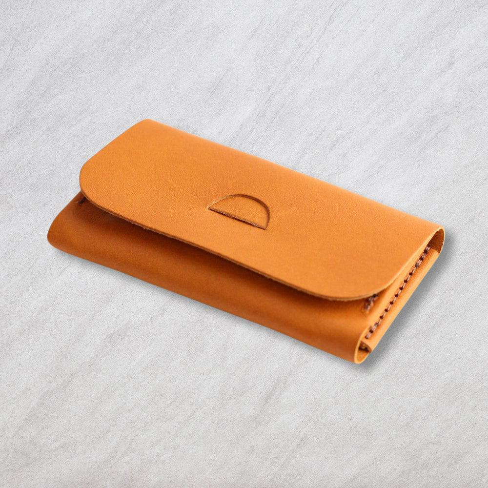 IE Francis Tab Wallet, Terracotta