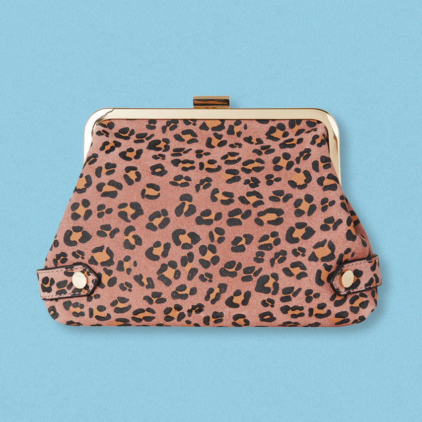 Arlington Milne Lily Purse, Animal Print