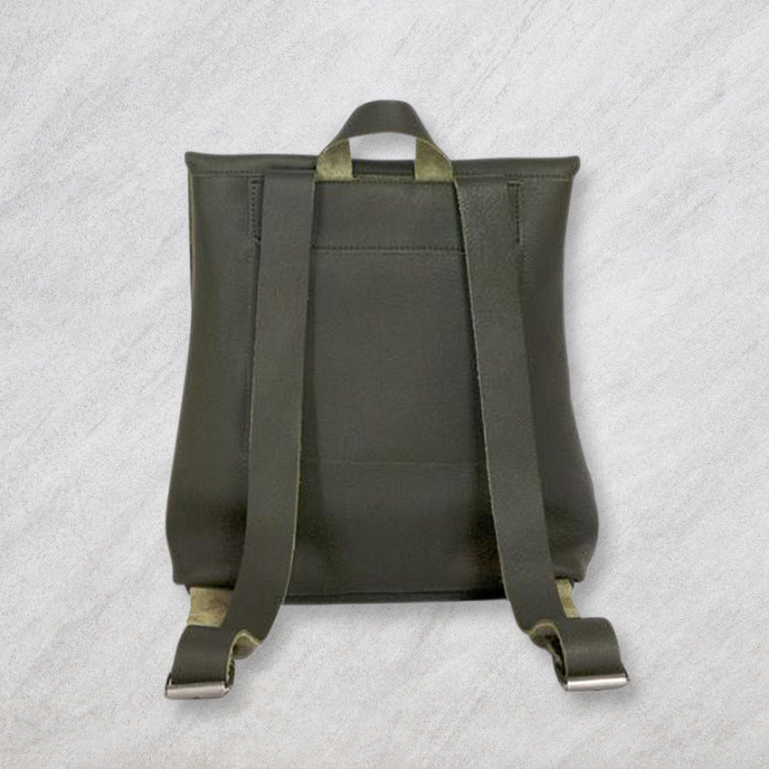 Graine North of Northcote Backpack, Olive