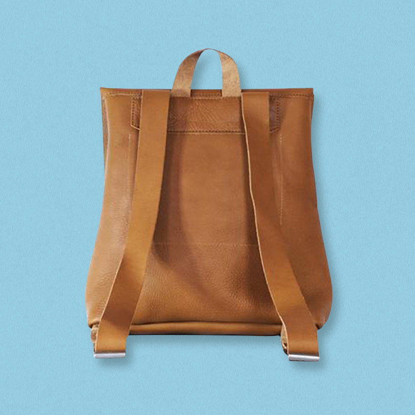 Graine North of Northcote Backpack, Tan