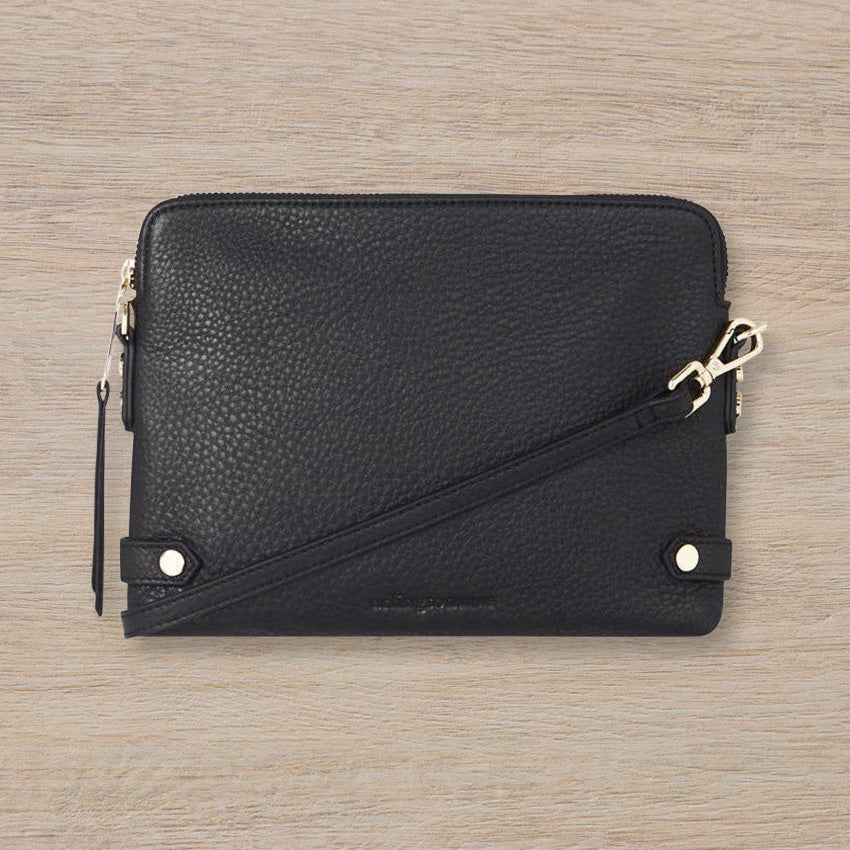 Arlington Milne Olivia Wallet, Black