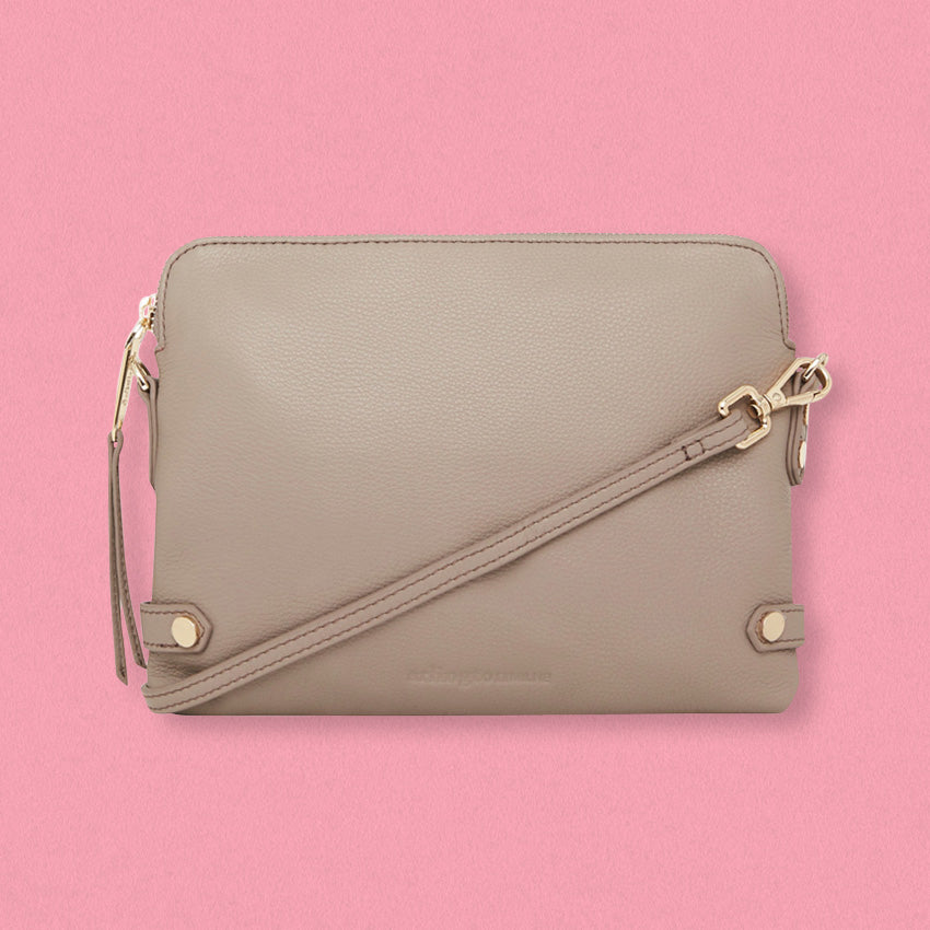 Arlington Milne Olivia Wallet, Putty