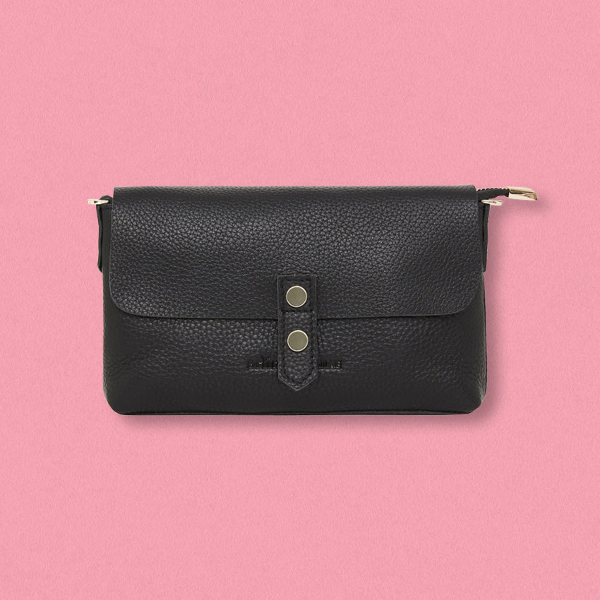 Arlington Milne Paige Wallet, Black