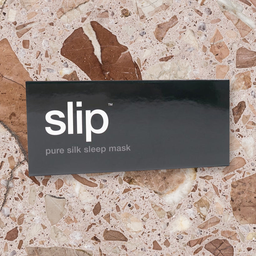 Slip Eye Mask, Charcoal
