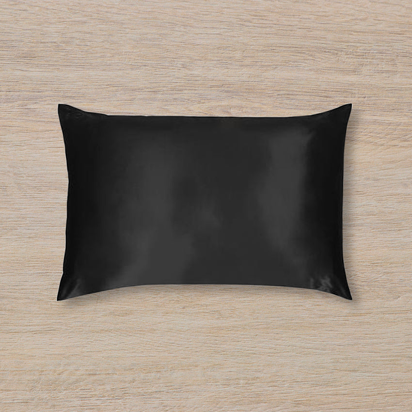 Slip Pillow Case, Black