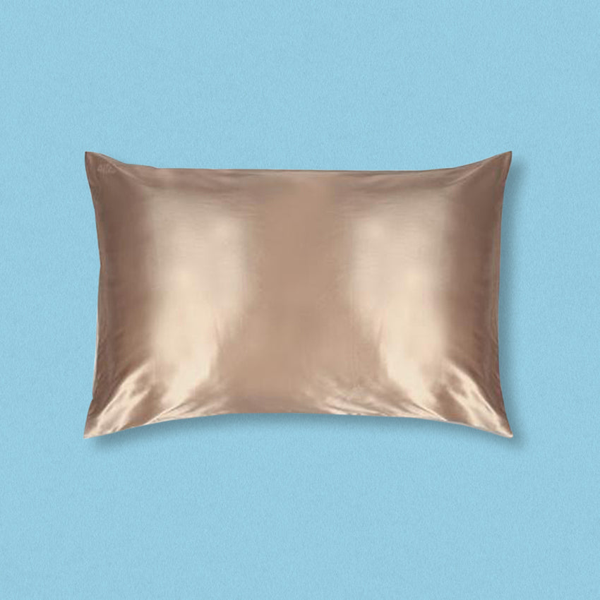 Slip Pillow Case, Caramel