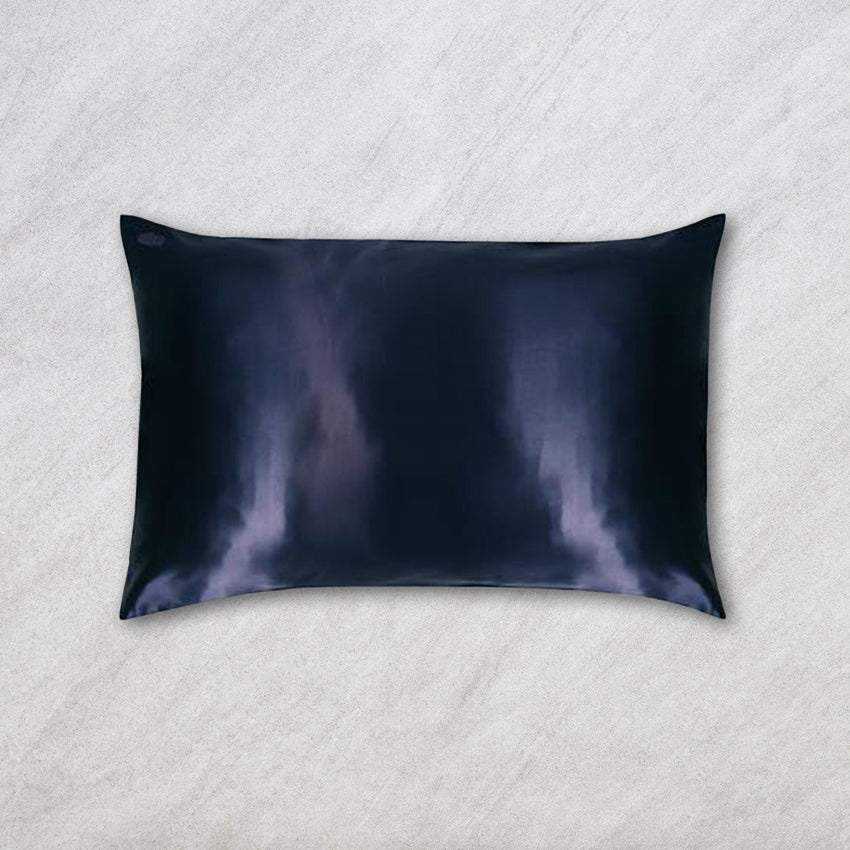 Slip Pillow Case, Navy