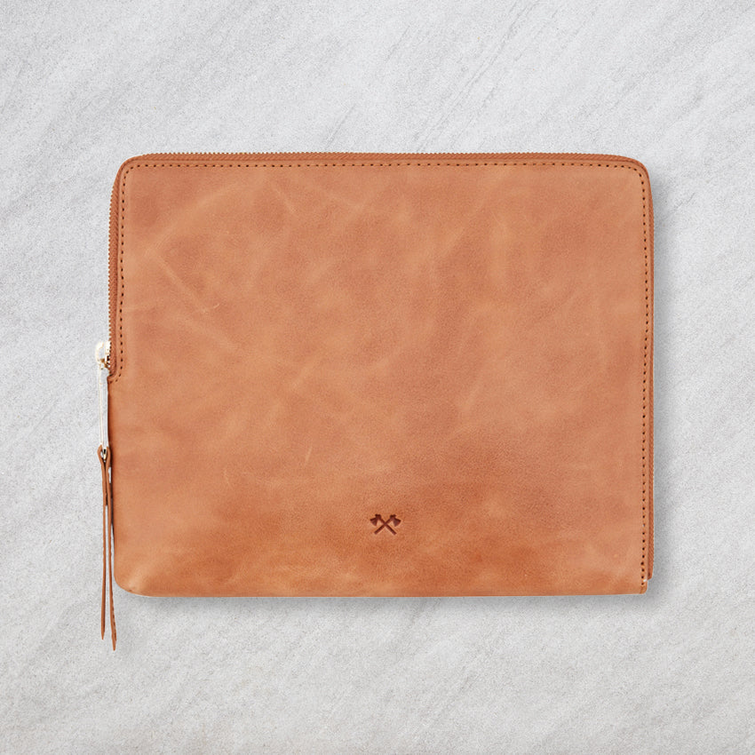 Arlington Milne Tech Case, Vintage Tan
