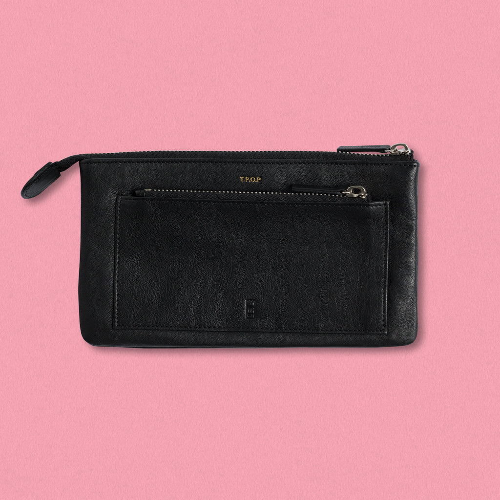 The Pick of Pieces Biarritz Wallet, Black