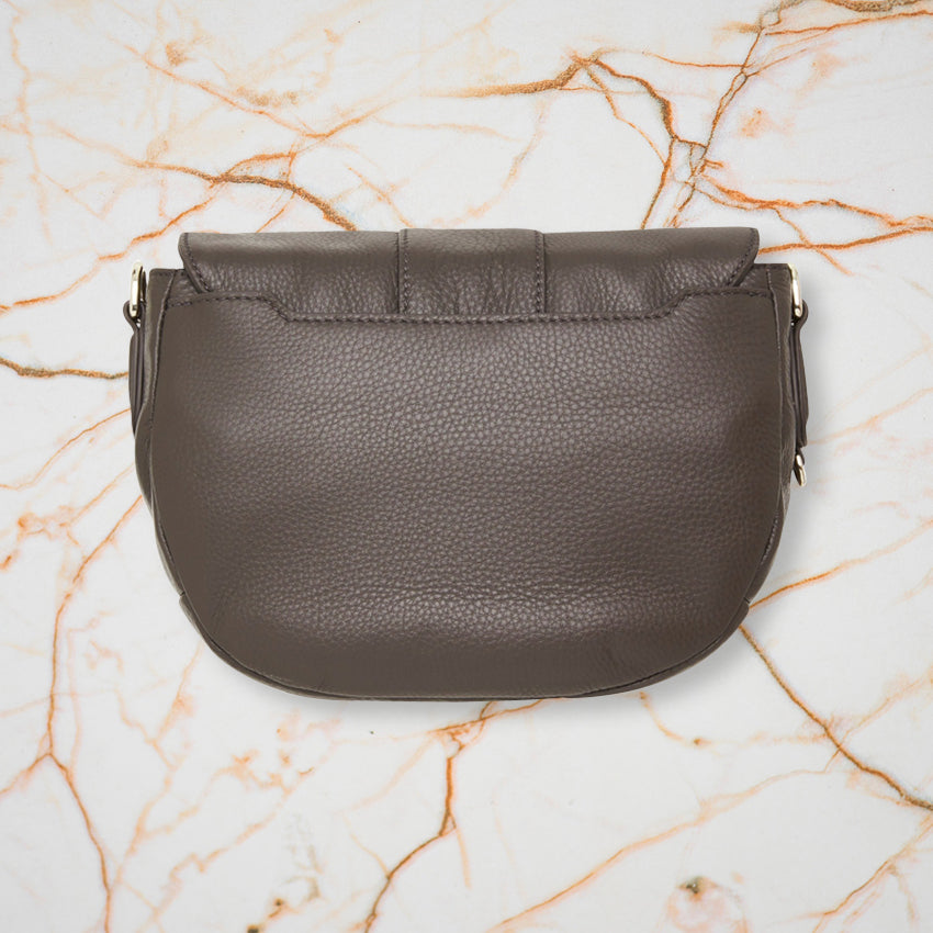 Arlington Milne Zara Saddle Bag, Elephant