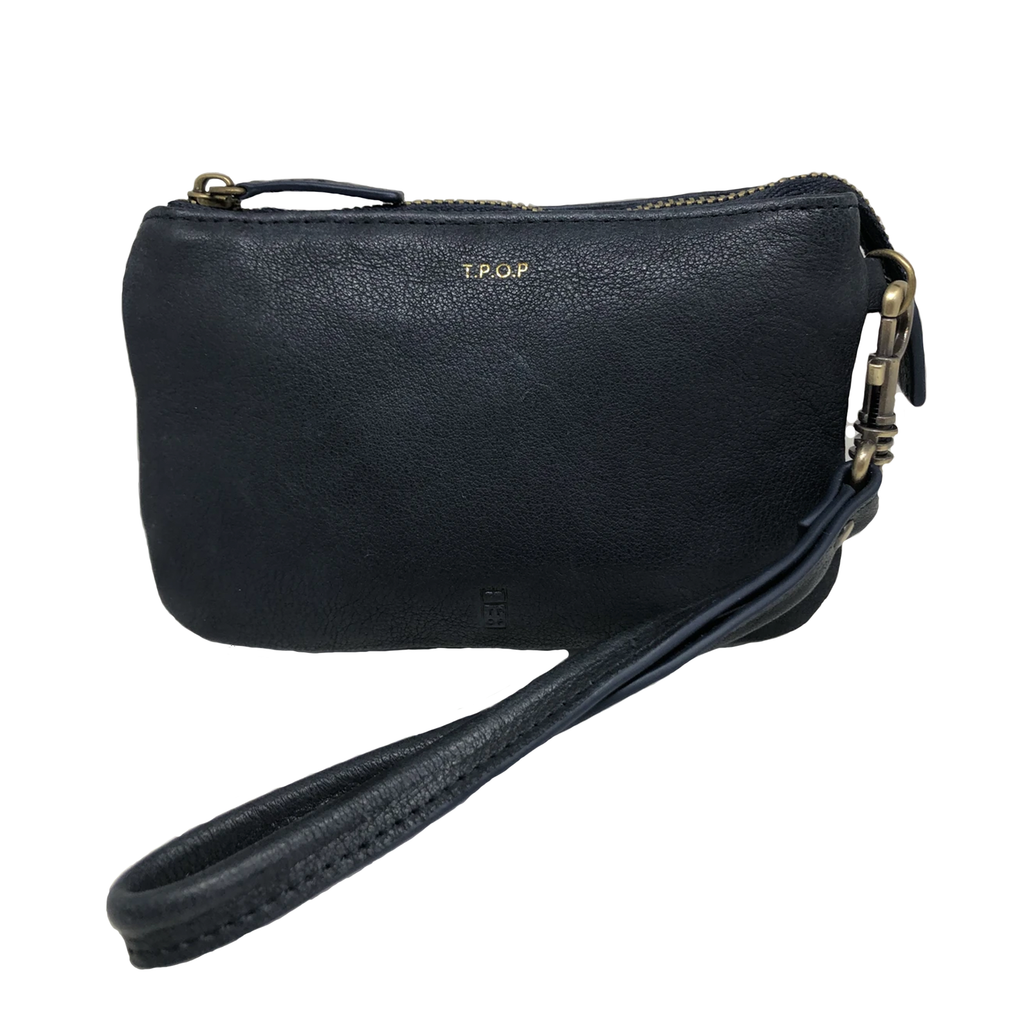 The Pick of Pieces Newquay Wallet, Navy