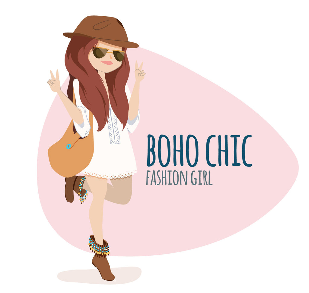 What is Boho Chic?