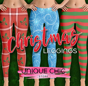 Christmas Leggings!