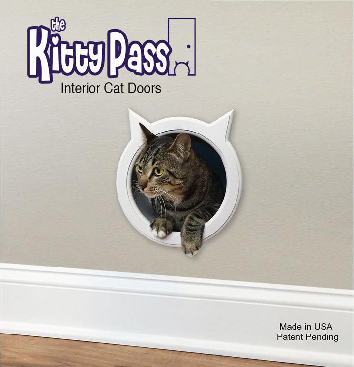 The kitty pass wall entry cat door cat door tunnel planetlyrics Images