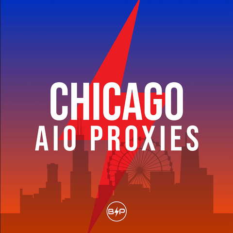 Chicago 30 Day AIO Proxies