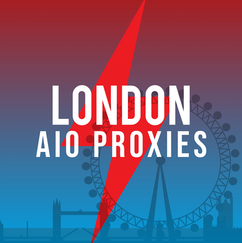 Current Customer Access: London, UK 30 Day AIO Proxies