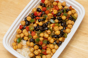 Spicy Chickpea Bowl NEW