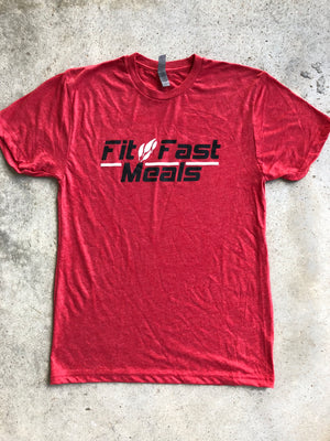 Fit and Fast Meals T-Shirt