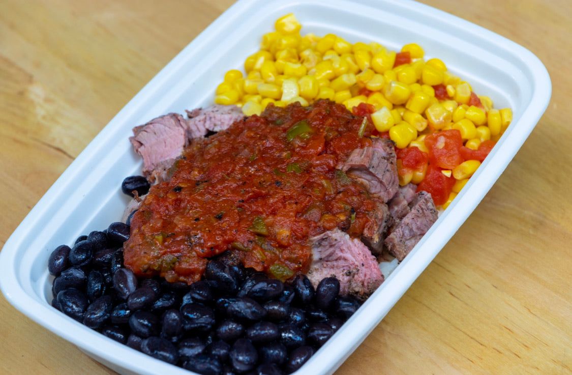 Southwest Power Bowl - Steak