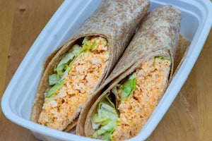 Buffalo Ranch Chicken Wrap NEW