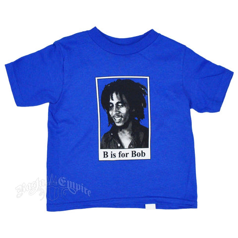 B is for Bob Toddler Tee