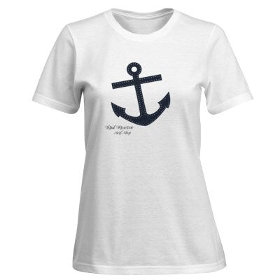 Women's Anchor Tee