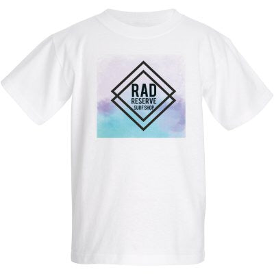 Youth Rad Logo Tee