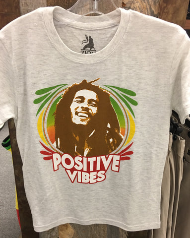 Positive Vibes Youth Tee
