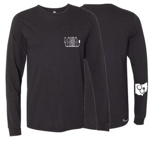 *Color Options* Medical Ohio Long Sleeve Tee
