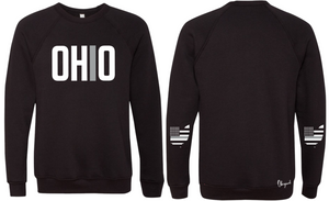 Ohriginal Ohio Corrections Line Fleece Crew