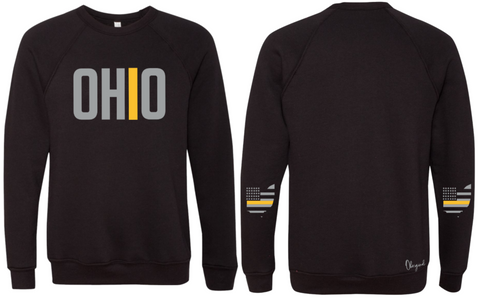 Ohriginal Ohio Dispatcher Line Fleece Crew