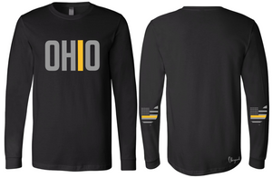 Ohriginal Ohio Dispatcher Line Long Sleeve