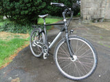 Gazelle Ultimate T27 Hybrid Commuter Treking Bike Size Large