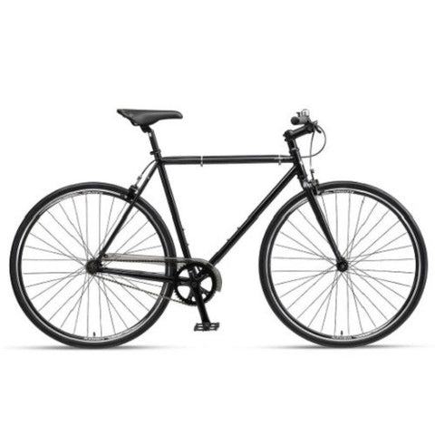 2020 XDS Sprint Single Speed Bike Gloss Black Size 50 cm Small