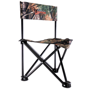 Team Whitetail Hunting Chair w/ Back - Includes Carry bag w/ strap