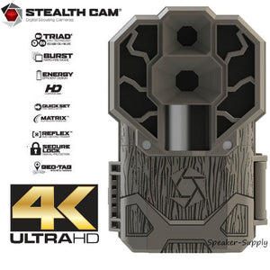 Stealth Cam DS4K Infrared Game Camera 30 Megapixel