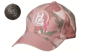 Hunter's Specialties Pink Woodland Camo Hat