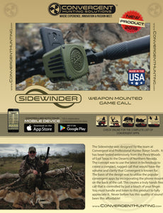 Sidewinder Mountable Game Call