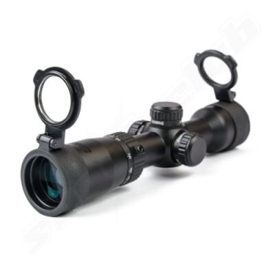 Hawke XB1 1.5-5x32 SR IR Vari Speed Crossbow Scope