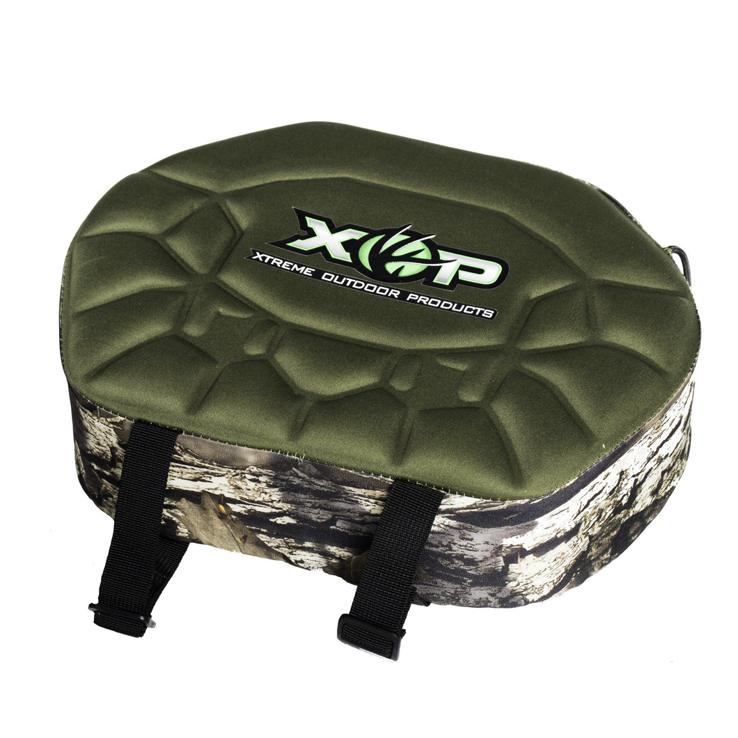 DELUXE PADDED MOSSY OAK® SEAT CUSHION